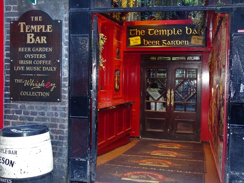 Temple Bar Dublin