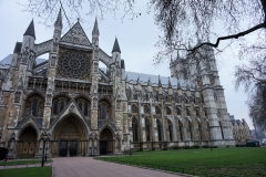 1 d Westminster Abbey Tag