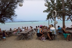 Strandbad Übersee - Sundowner Party